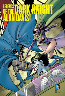 Legends Of The Dark Knight Alan Davis Dc Comics Robot Negro