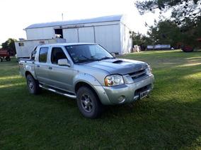 Nissan Frontier 2.8 D/c 4x4 Lujo 2005