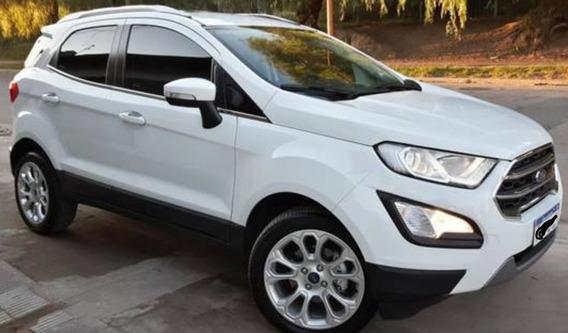Ford Ecosport 1.5 Titanium At 25.500 Km Único Dueño