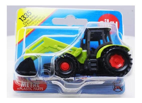 Tractor Carga Frontal Claas- Siku Super 13