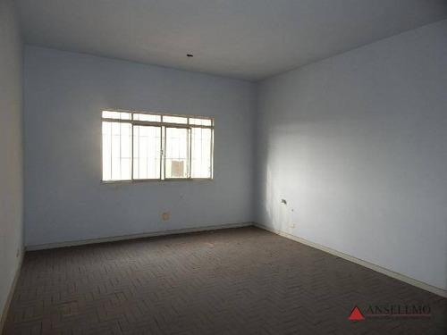 Imagem 1 de 10 de Sala Para Alugar, 40 M² Por R$ 700,00/mês - Vila Jordanópolis - São Bernardo Do Campo/sp - Sa0411