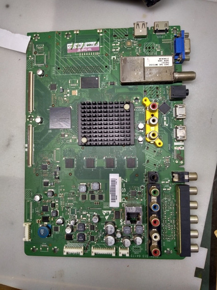 Placa Principal Tv Philips Mod, 40pfl 5615d/78 3104313 64173