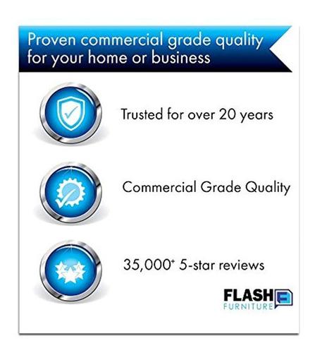 Flash Furniture Mesa Plegable Redonda, Is Flash Furniture Good Quality