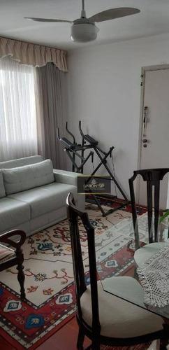 Apartamento À Venda, 64 M² - Campo Belo - São Paulo/sp - Ap41726