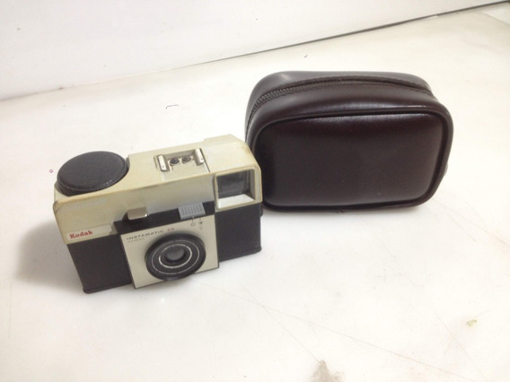 Câmera Kodak - Instamatic 25 E Case