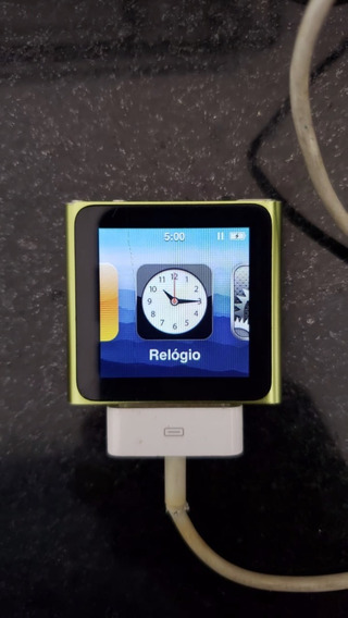 iPod Nano 16gb Verde