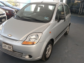 Chevrolet Matiz Ls Reloj Digital 2015