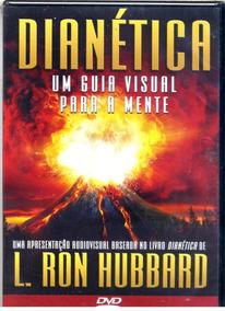 Livro - Dianética - O Poder Da Mente Sobre O Corpo + Dvd