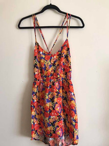Vestido Material Girl Flores Preloved Luxury