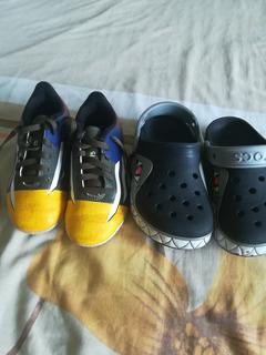 Zapatos De Niños En Buen Estado