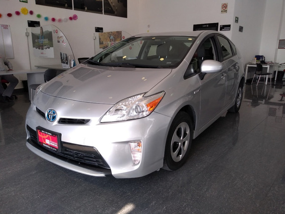 Toyota Prius Base 2014 Cvt Plata