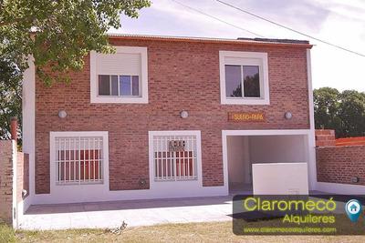 Alquiler En Claromecó