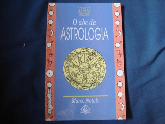 Livro O Abc Da Astrologia - Marco Natali