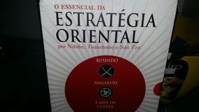 Livros Essencial Da Estratégia Oriental - 3 Livros
