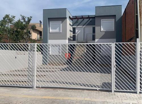 Apartamento Com 2 Dormitórios À Venda, 55 M² Por R$ 170.200,00 - Vera Cruz - Gravataí/rs - Ap0820