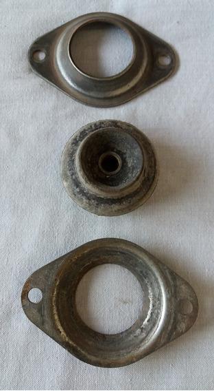 Coxim Do Motor Mz 250 Rs Ou Rsj, Original Em 3 Partes