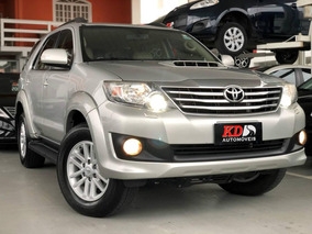 Toyota Hilux Sw4 3.0 Srv 4x4 At 7 Lugares
