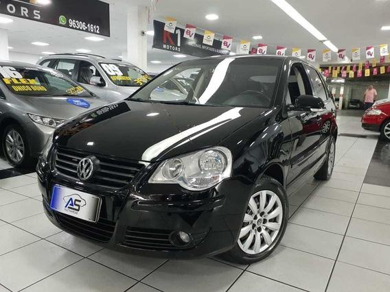 Volkswagen Polo 1.6 Vht Total Flex 5p 2012