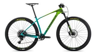 Bicicleta Orbea Alma M50 Eagle 2019 Carbono - Funes Bikes