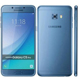 Samsung Galaxy C5 Pro 64gb 16mpx 4gb Ram Octacore Importado