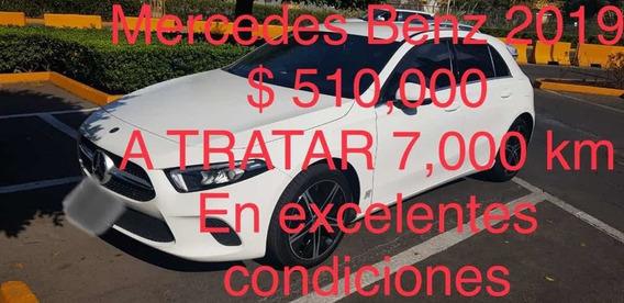 Mercedes-benz Clase A 1.6 200 Cgi Style Mt 2019