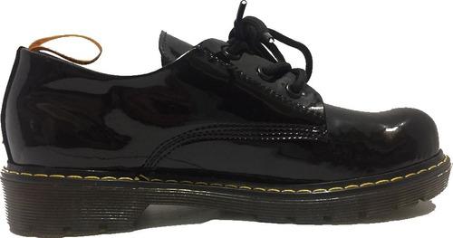 Zapatos Nacionales, Nival Negro Charol