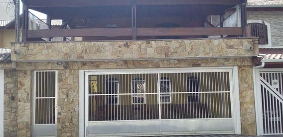 Sobrado Em Vila Galvão, Guarulhos/sp De 263m² 3 Quartos À Venda Por R$ 750.000,00 - So425699