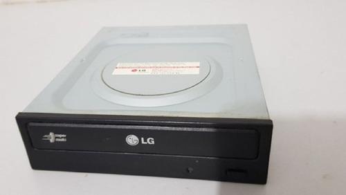 Drive Interno Leitor Gravador   Dvd Cd Sata  Usado