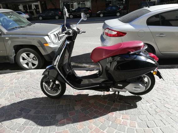 Moto Vespa Primavera *****motoplex Jack***** Madero
