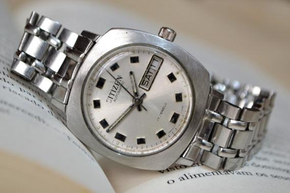 Relógio Citizen Automatic 17 Jewels 4 - 650247 - Y