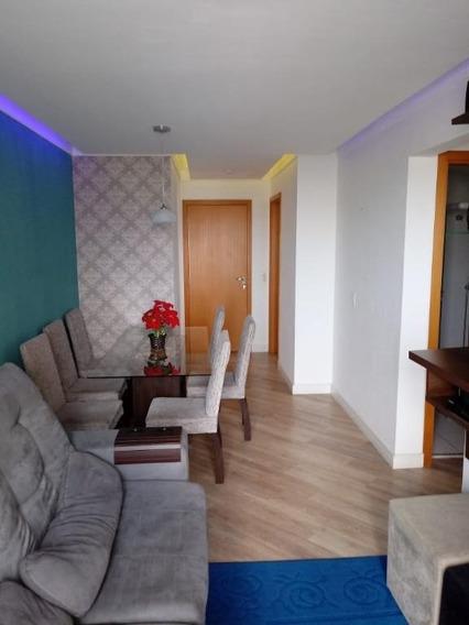 Apartamento Com 2 Dormitórios À Venda, 60 M² - Casa Branca - Santo André/sp - Ap63518