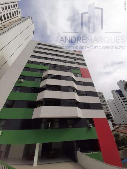 Apartamento Para Venda Em Salvador, Caminho Das Árvores, 3 Dormitórios, 1 Suíte, 3 Banheiros, 2 Vagas - F301_2-1057526
