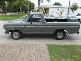 Ford F100 Diesel Perkins 4 Pot 1974