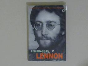 Livro Lembranças De Lennon De Jann S. Wenner