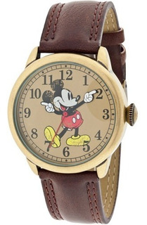 Reloj Mickey Mouse Disney Para Mujer Mck959 Con Correa De