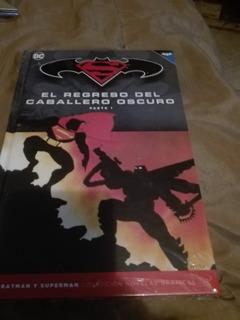 Coleccion Salvat - Regreso Del Caballero Oscuro Partes 3