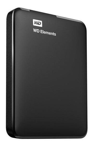 Hd Externo 1tb Western Element Usb 3.0 - Original Lacrado