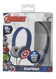 Audífonos On-ear Marvel Avengers