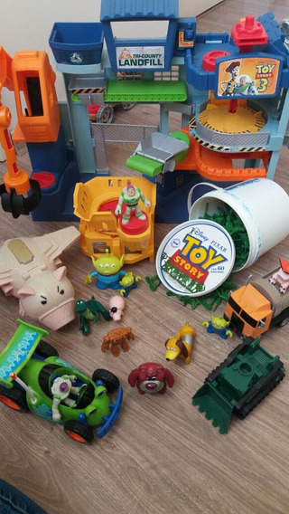 Colecao Imaginext Toy Story