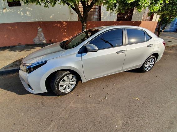 Vendo Toyota Corolla Ano 2017 Com 27.000 Km Novo