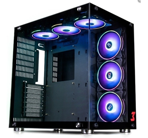 Pc Gamer Intel I7 9700 Rtx 2070 480gb Ssd Hyperspace 1000w