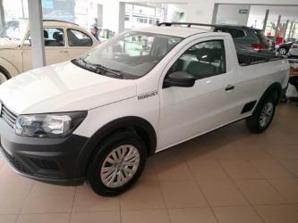 Volkswagen Saveiro Robust Con Aire Ac. 2020 Std