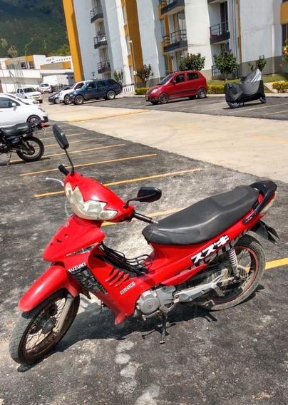 Suzuki Best 125 Modelo 2005