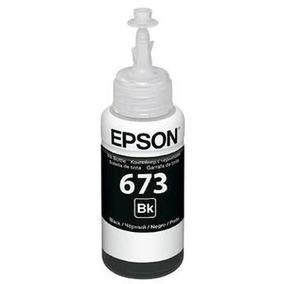 Tinta Epson Preto (bk) 673