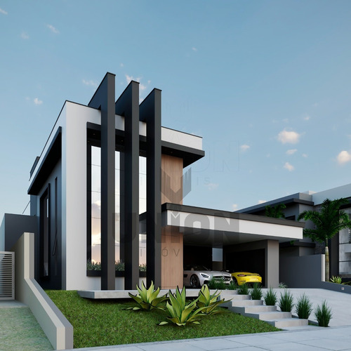 Imagem 1 de 17 de Casa A Venda Em Construção Jundiai/sp. - Ca00142 - 67743203