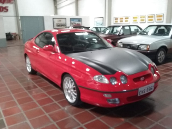 Hyundai Coupe Fx 2.0 2000 Eclipse Calibra Alfa Audi Bmw Mb