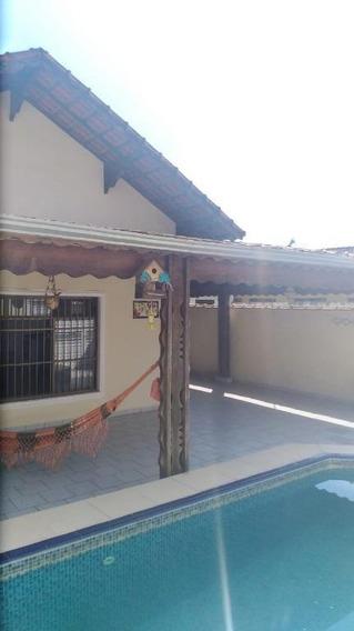 Casa Em Jardim Real, Praia Grande/sp De 150m² 4 Quartos À Venda Por R$ 660.000,00 - Ca180405