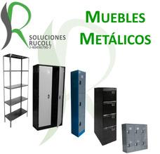 Fabricación De Locker Y Estantes Metálicos