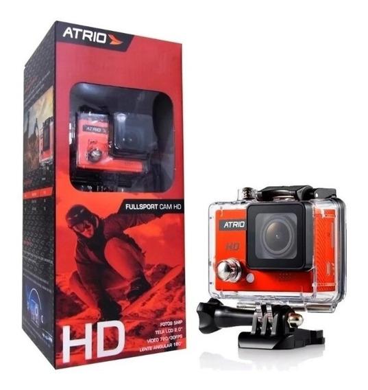 Câmera Ação Atrio Fullsport Hd 720p Multilaser