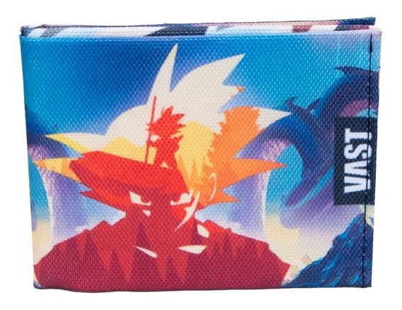 Billetera Vast Goku